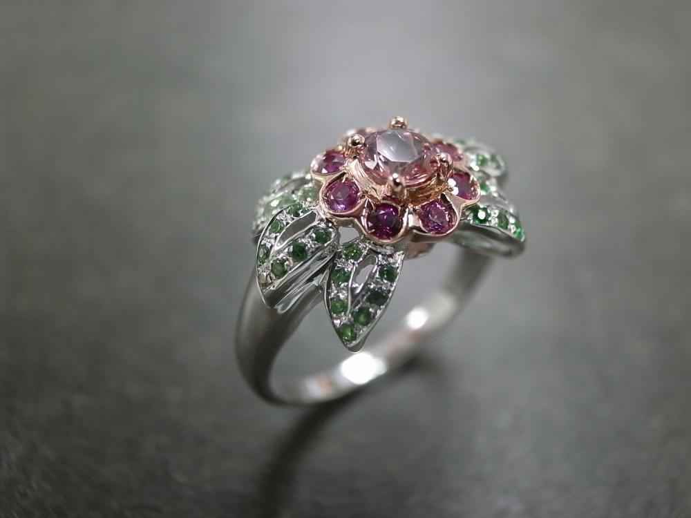 Wedding Ring in 14K White Gold